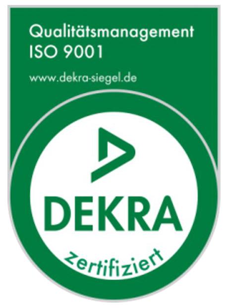 Dekra-Zertifikat-Gegner